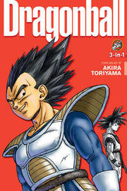 Dragon Ball (3-in-1 Edition), Vol. 7 by Akira
