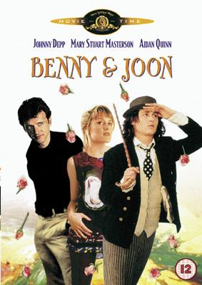 Benny and Joon on DVD image