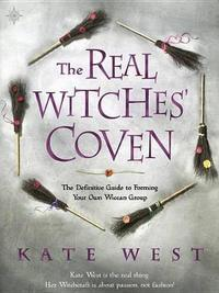 The Real Witches' Coven by Kate West image