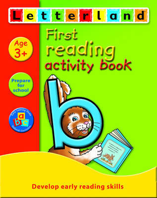 First Reading Activity Book by Gudrun Freese image