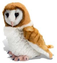 Cuddlekins: Barn Owl - 12 Inch Plush