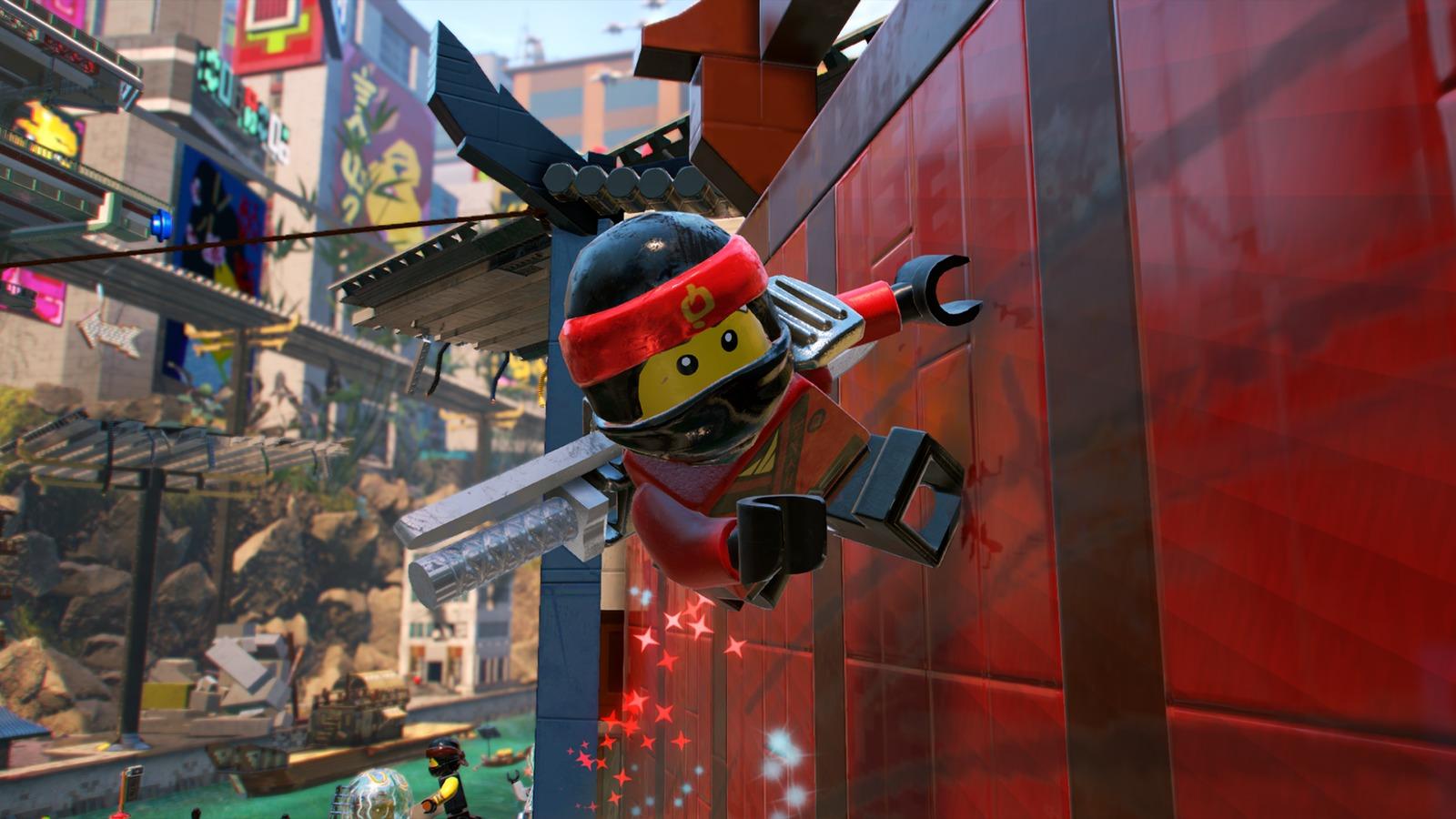 LEGO Ninjago Movie for Nintendo Switch image