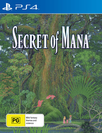 Secret of Mana Day One Edition for PS4