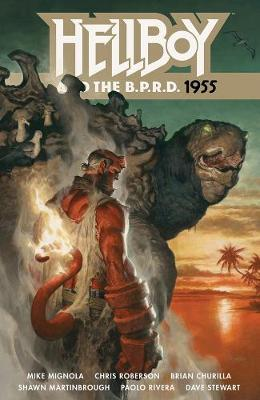 Hellboy And The B.p.r.d.: 1955 by Mike Mignola image