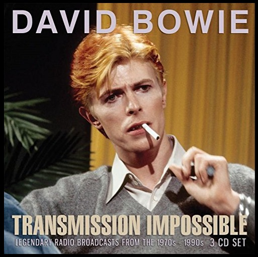 Transmission Impossible by David Bowie image