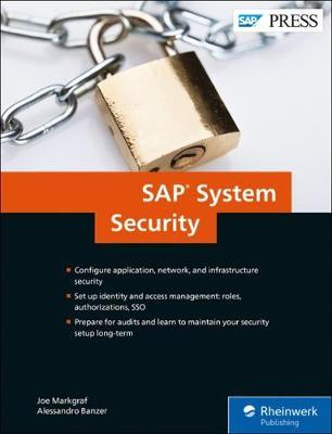SAP System Security by Joe Markgraf image