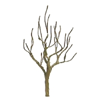 JTT: 68mm Pro-Tree Armatures Deciduous (4 Pack)