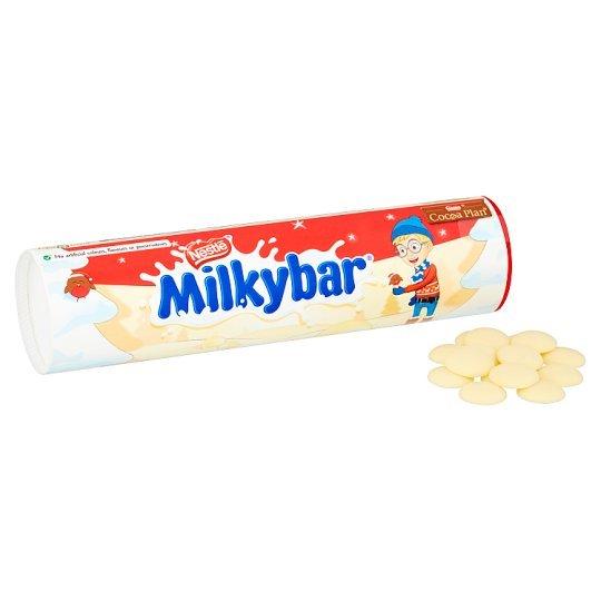 Nestle - MilkyBar Buttons Giant Tube (100g) image