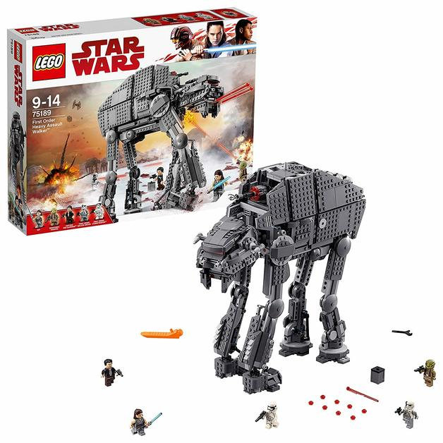 LEGO Star Wars: First Order Heavy Assault Walker (75189)