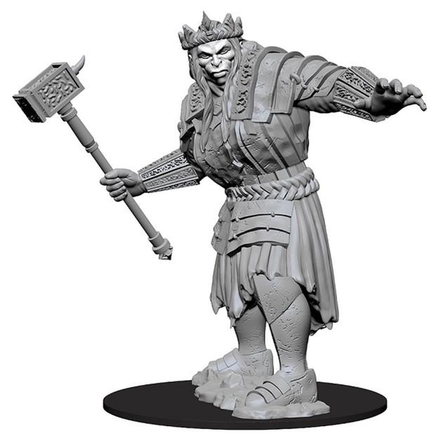 D&D Nolzur's Marvelous: Unpainted Miniatures - Fire Giant
