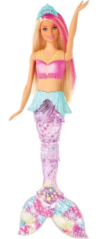 Barbie: Dreamtopia - Sparkle Lights Mermaid Doll