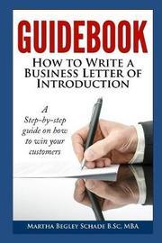 Guidebook by Martha Begley Schade