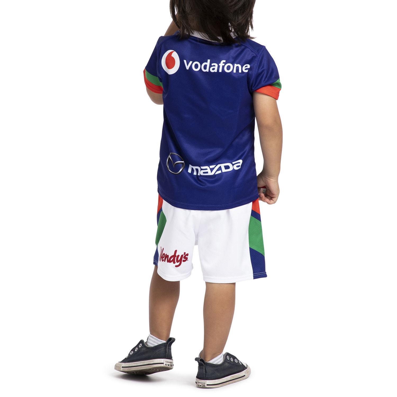 Vodafone Warriors Infant Set (2YR) image