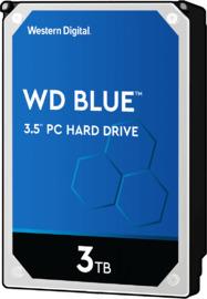 """3TB WD Blue 3.5"""" 5400RPM SATA HDD"""