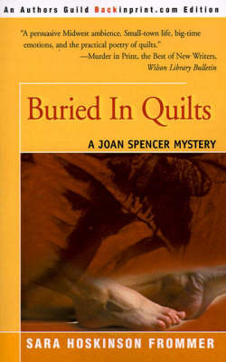Buried in Quilts by Sara Hoskinson. Frommer image