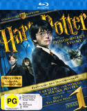 Harry Potter and the Philosopher's Stone - Collector's Edition on Blu-ray