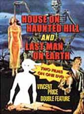 House On Haunted Hill on DVD