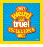 Weird but True Collector's Boxed Set (900 Outrageous Facts & Eye-Popping Photos) by National Geographic Kids Magazine