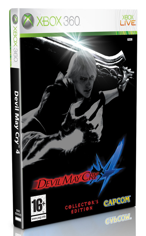 Devil May Cry 4: Collector's Edition for Xbox 360