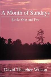 A Month of Sundays: Books One and Two by David T. Wilson image