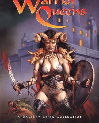 Warrior Queens: A Gallery Girls Collection by Sal Quartuccio image