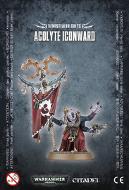Warhammer 40,000 Genestealer Cults Acolyte Iconward