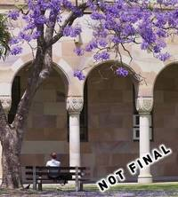 The People's University: 100 Years Of The University Of Queensland by Ben Robertson