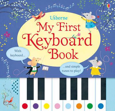 My First Keyboard Book by Sam Taplin