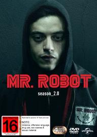 Mr. Robot - Season_2.0 DVD