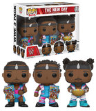 WWE: The New Day (Booty O Ver.) - Pop! Vinyl Set