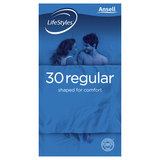 Ansell Lifestyles Regular Value Packs (30pk)
