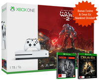 Xbox One S 1TB Halo Wars 2 Console Bundle for Xbox One image