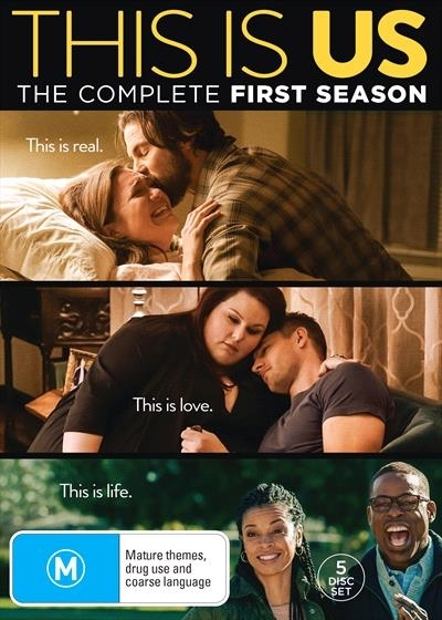 This Is Us - Season 1 on DVD