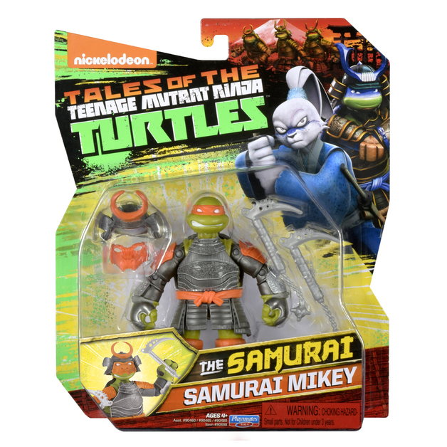 TMNT: Basic Action Figure - Samurai Mikey