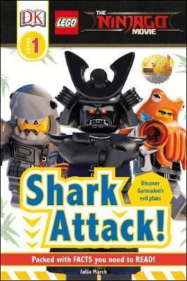 The LEGO (R) NINJAGO (R) Movie (TM) Shark Attack! by DK