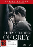 Fifty Shades of Grey on DVD