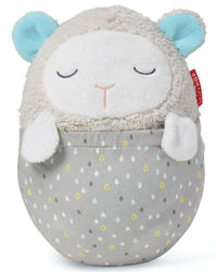 Skip Hop: Moonlight & Melodies Hug Me Projection Soother - Lamb
