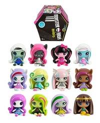 Monster High: Minis - Mini-Figure (Blind Box)