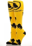 Harry Potter: Hufflepuff - Knee High Socks