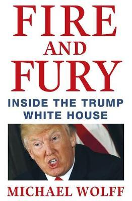 Fire and Fury by Michael Wolff image