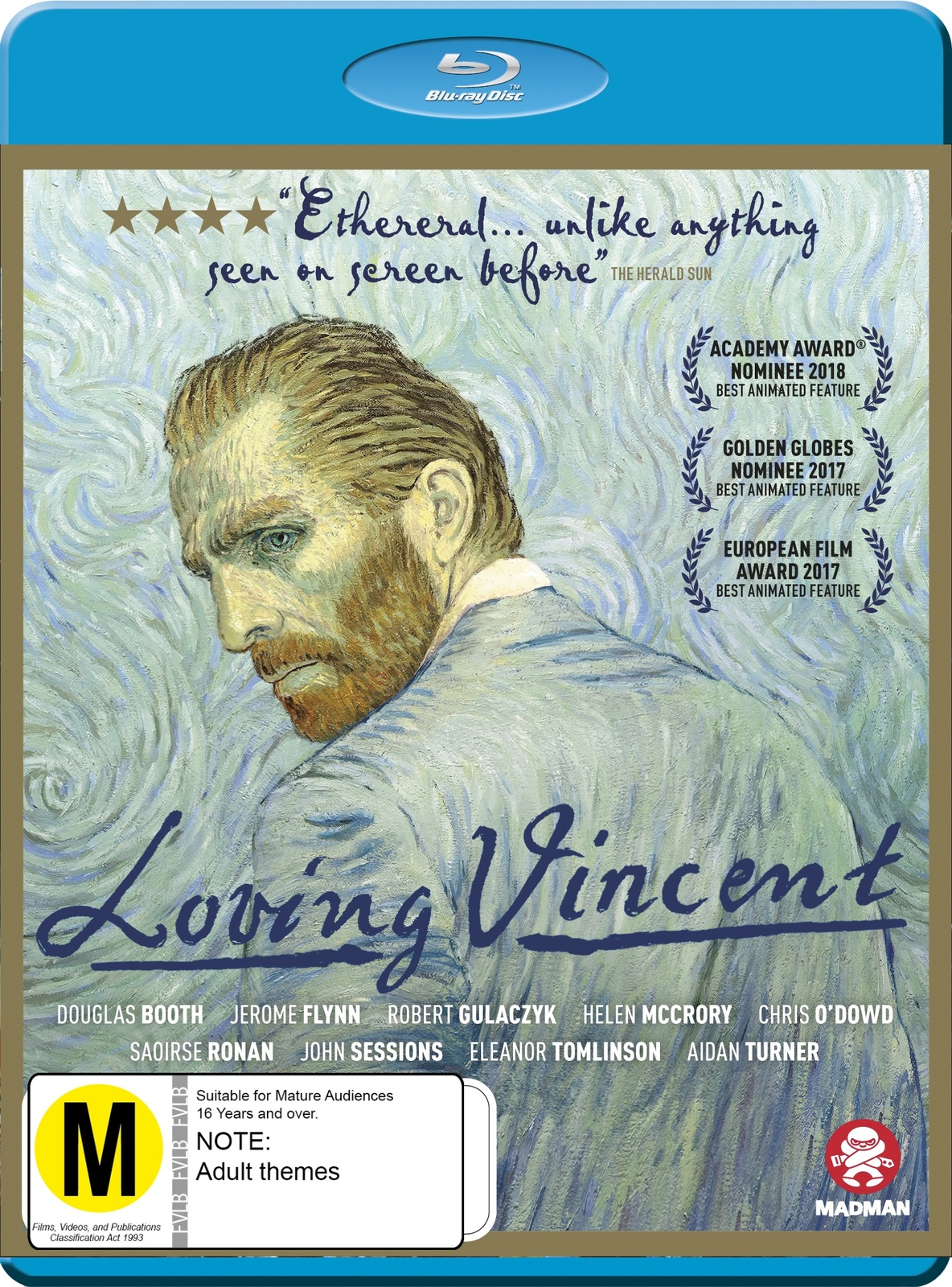 Loving Vincent on Blu-ray image