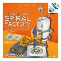 Play Stem: Arts Robot - Spiral Factory