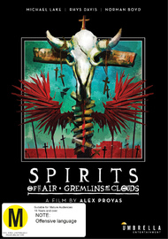 Spirits Of The Air Gremlins Of The Clouds on DVD