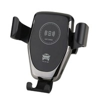 10W Wireless Fast Charger Car Mount Holder Stand