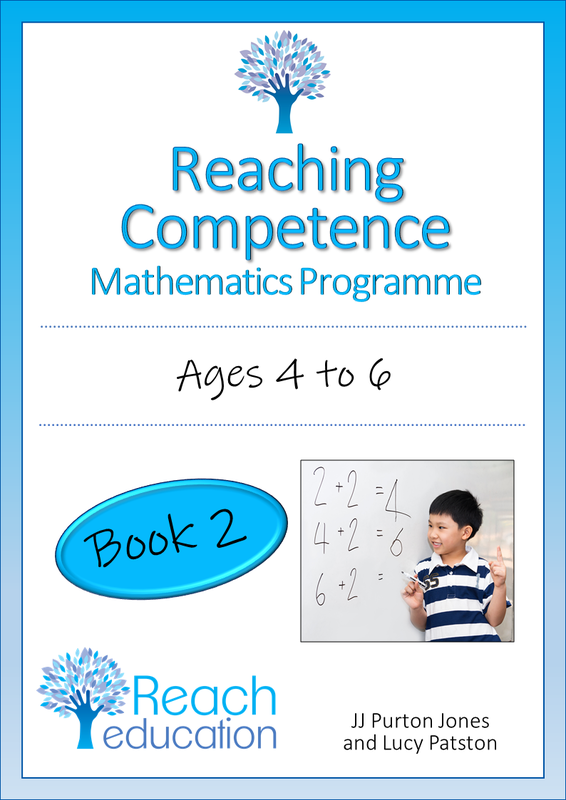 Reaching Competence Mathematics Programme - Book 2 by JJ Purton Jones & Lucy Patston
