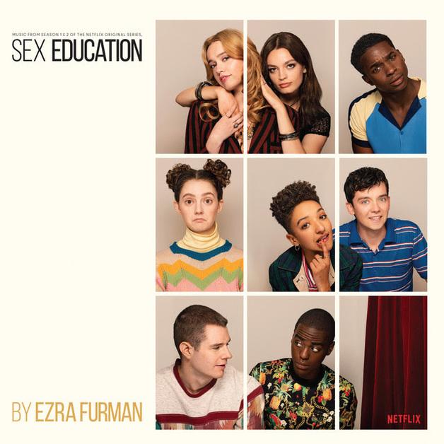 Sex Education OST by Ezra Furman