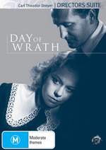 Day Of Wrath on DVD