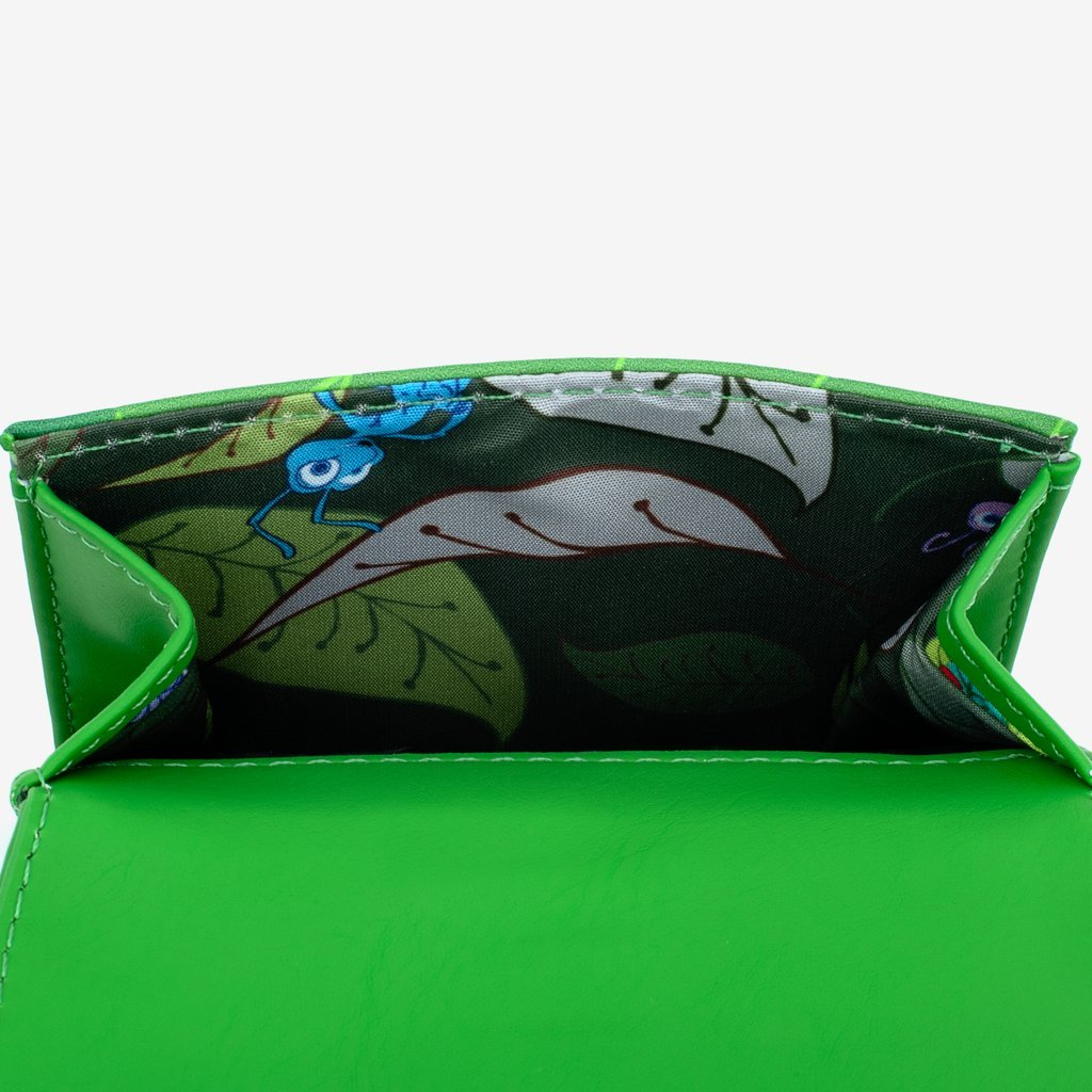 Loungefly: A Bugs Life - Leaf Flap Wallet image