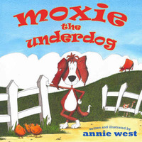 Moxie the Underdog by Annie West image