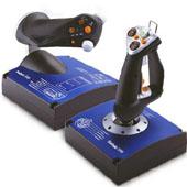 Saitek X45 Digital Joystick + Throttle